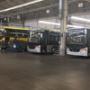Planta de EvoBus, casa de autobuses y asientos