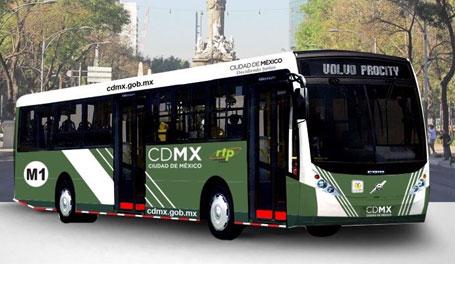 Urbanos para la Ciudad de México