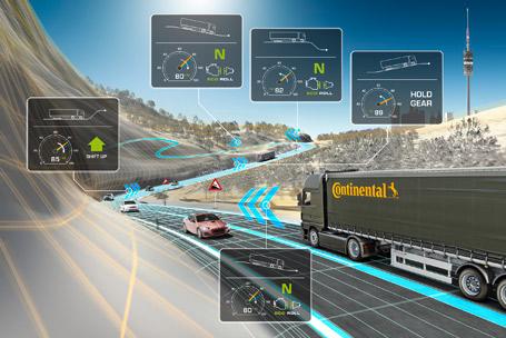 Conectividad en vehículos comerciales