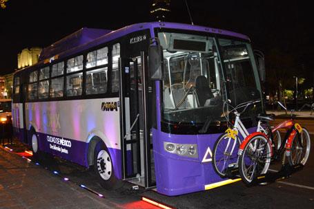Promueve movilidad en dos ruedas