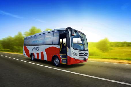Entrega autobuses urbanos