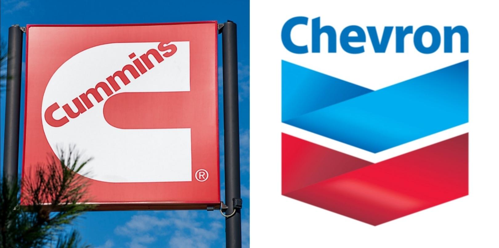 Cummins Chevron