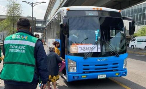 WRI México ANPACT Transporte