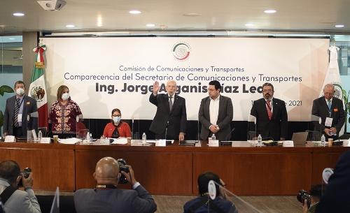 SCT l Jorge Arganis Díaz-Leal