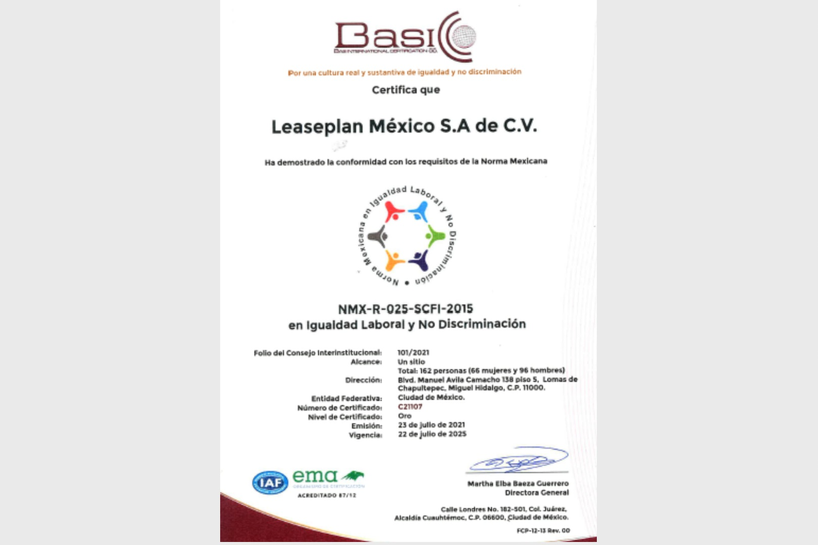 LeasePlan México