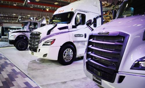 Daimler Expo