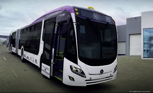 Mercedes-Benz Autobuses, Jalisco, BRT, Busscar, Mi Macro Periférico