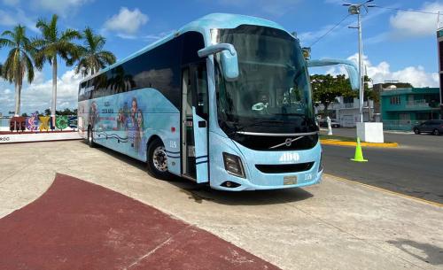 Ruta Costa Maya, Mobility ADO, ADO