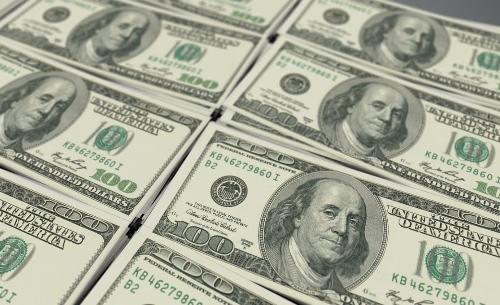 Dinero Dólares