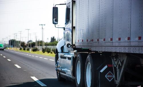 Tractos Carretera Transporte