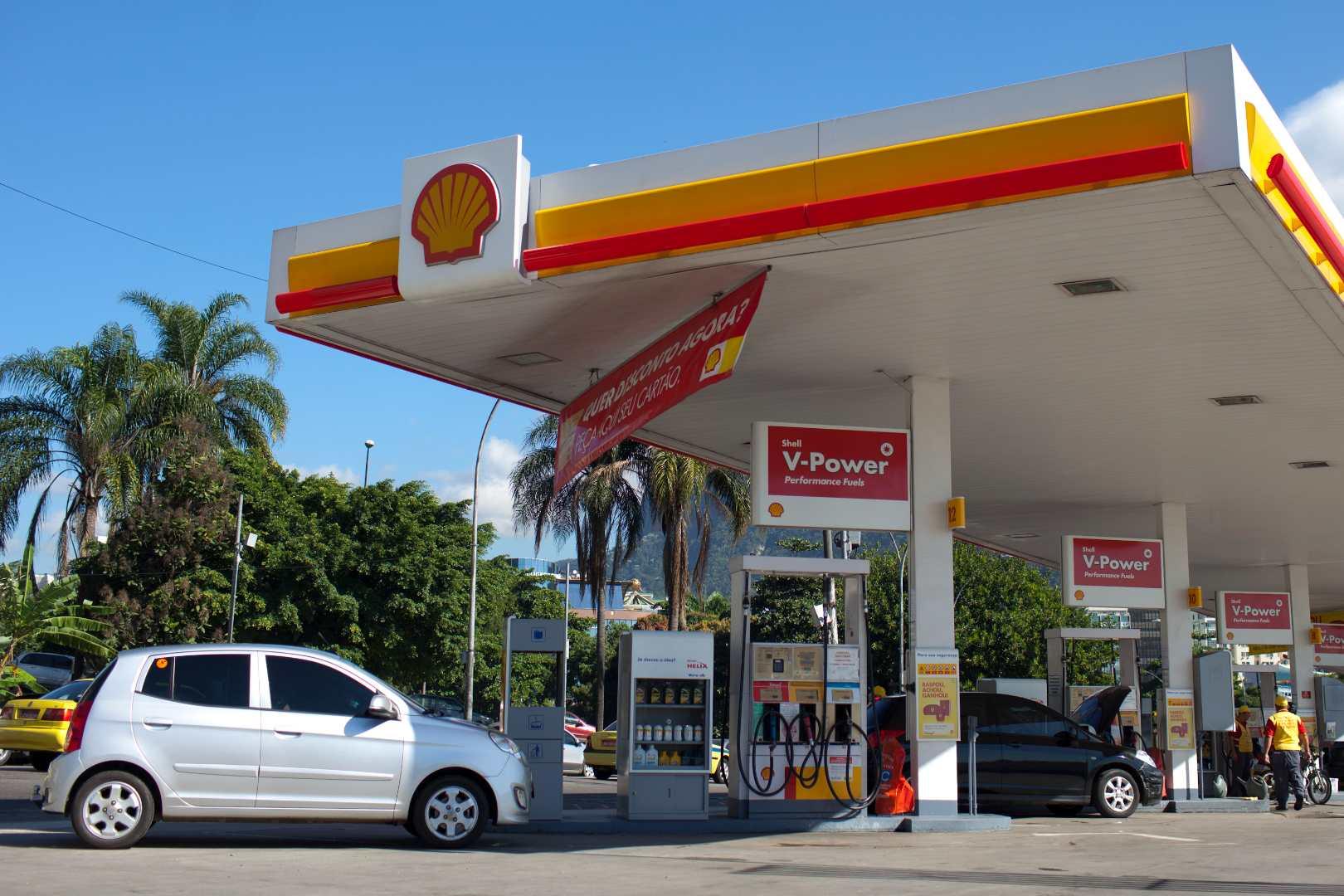 Shell Fleet Solutions Gasolineras