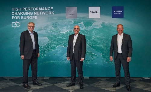 Volvo Group, Daimler Truck y TRATON GROUP
