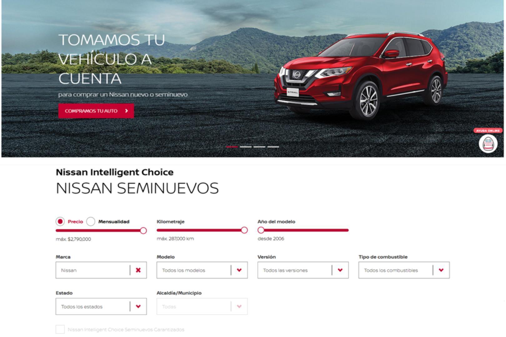 Nissan Intelligent Choice, Seminuevos Garantizados,