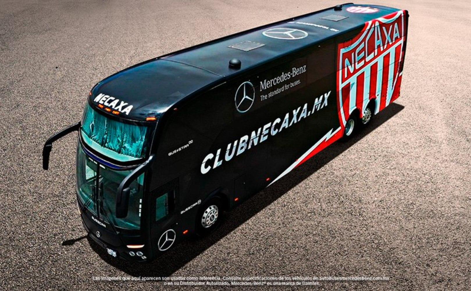 Mercedes-Benz, Necaxa, Rayobús
