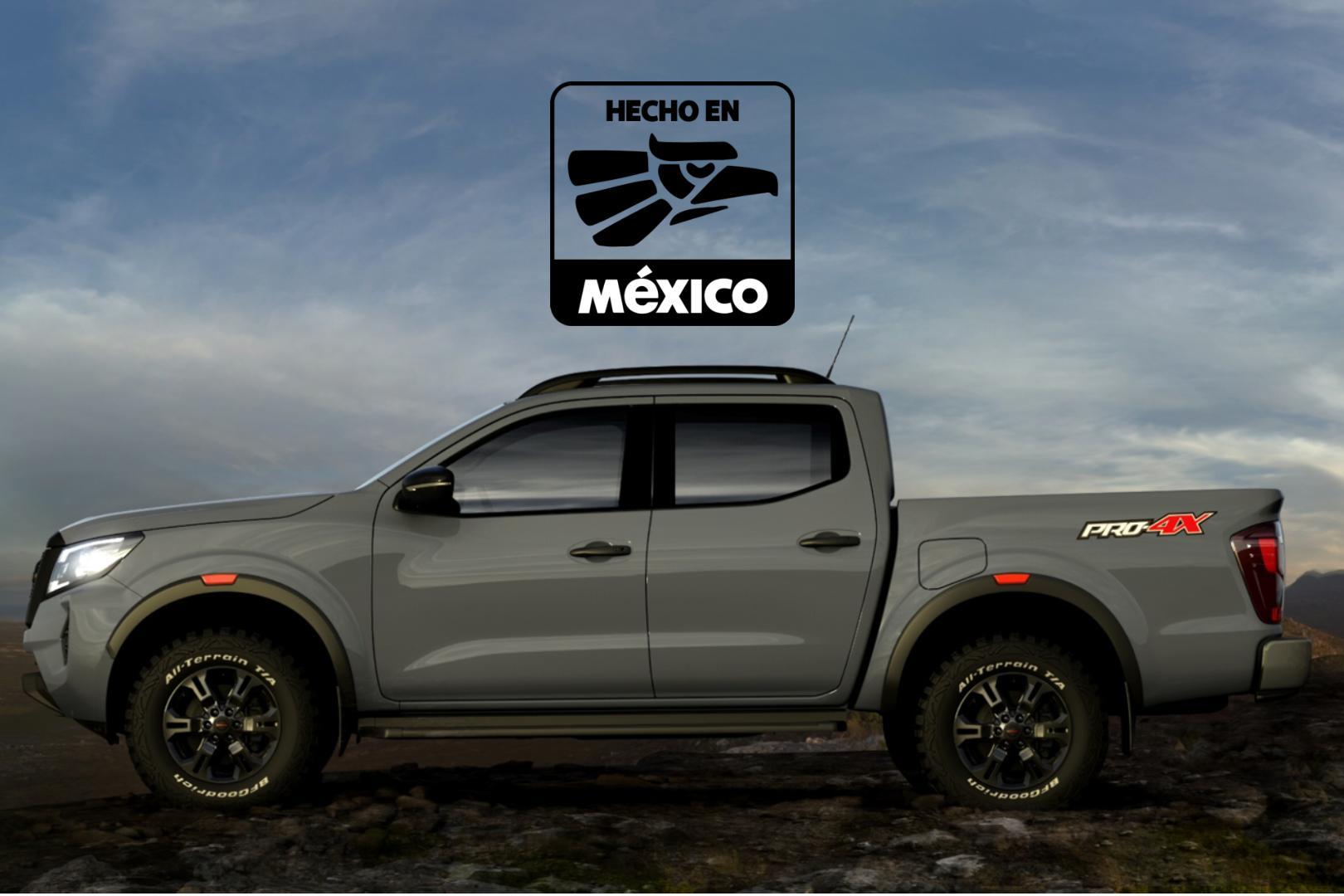 Nissan Hecho en México Planta Civac NP300