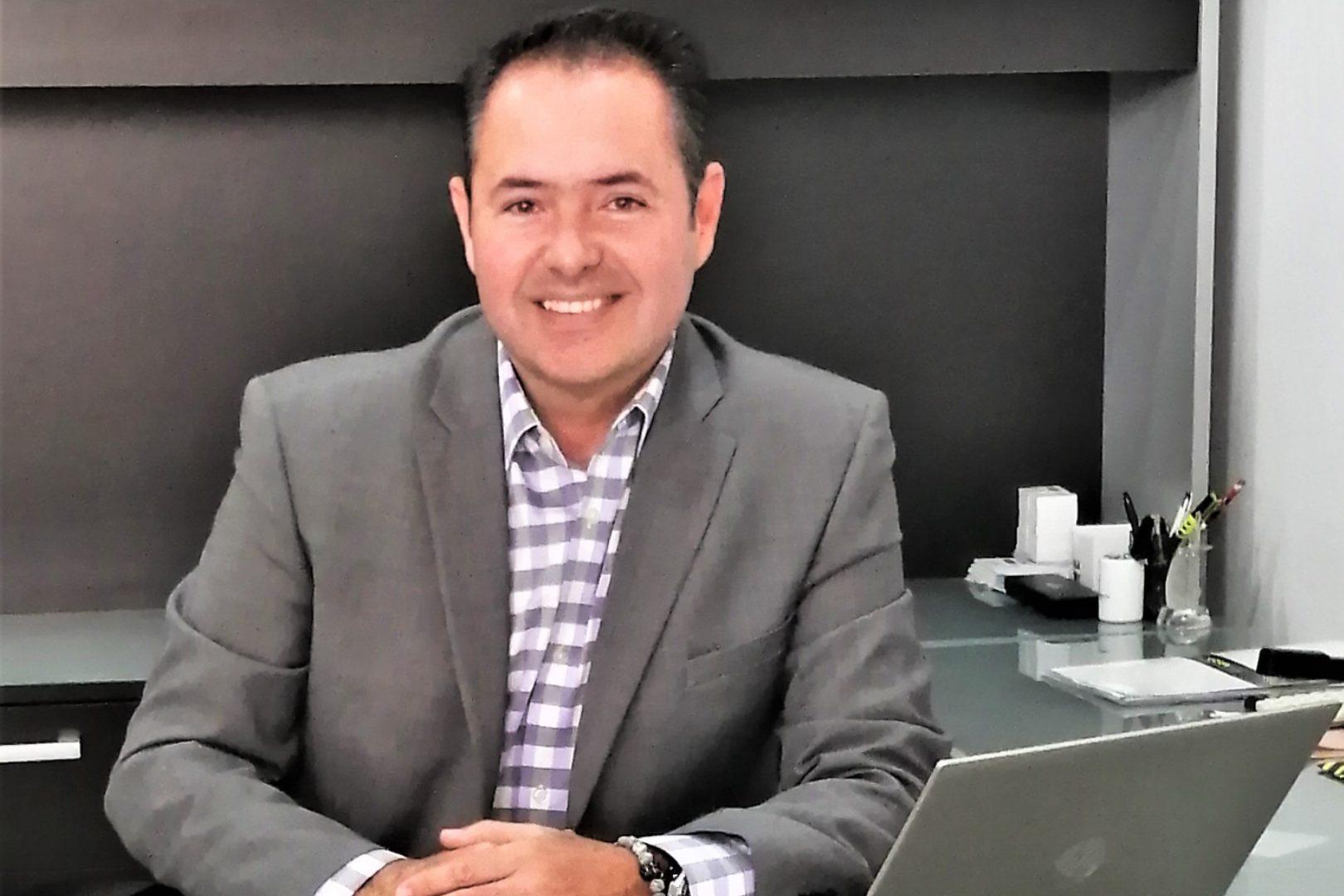 Francisco Lecuona Patiño, director general de GSA Leasing.