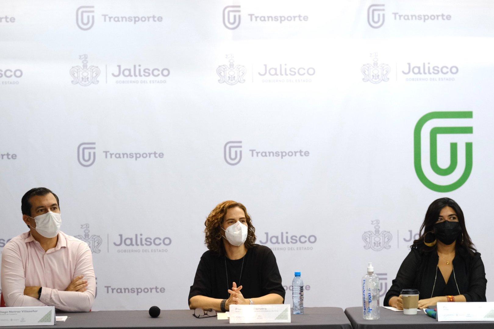 Jalisco Mujeres Conductoras