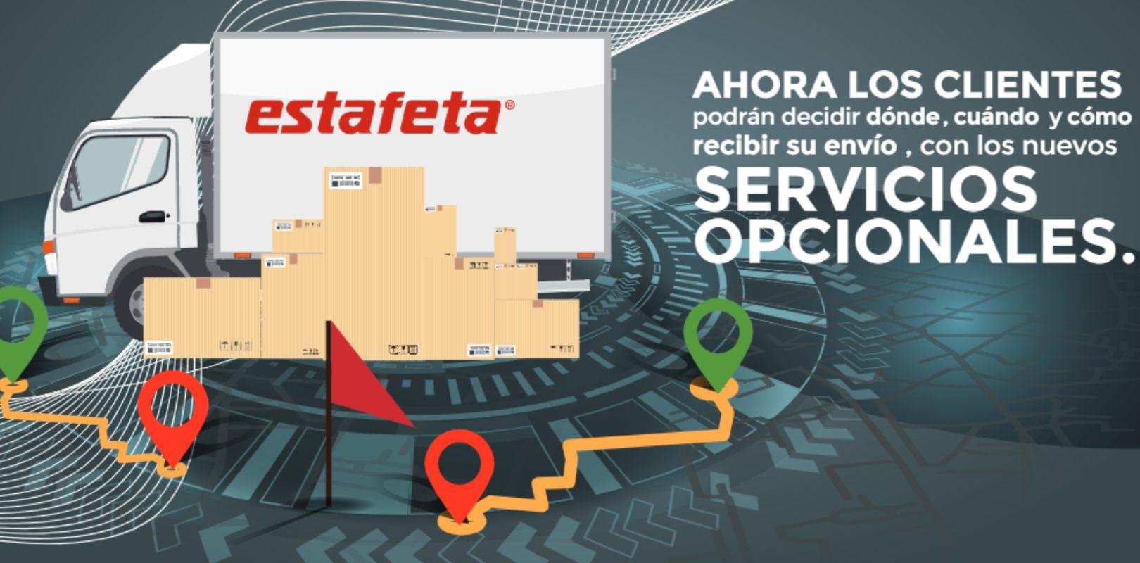 Servicios Opcionales Estafeta