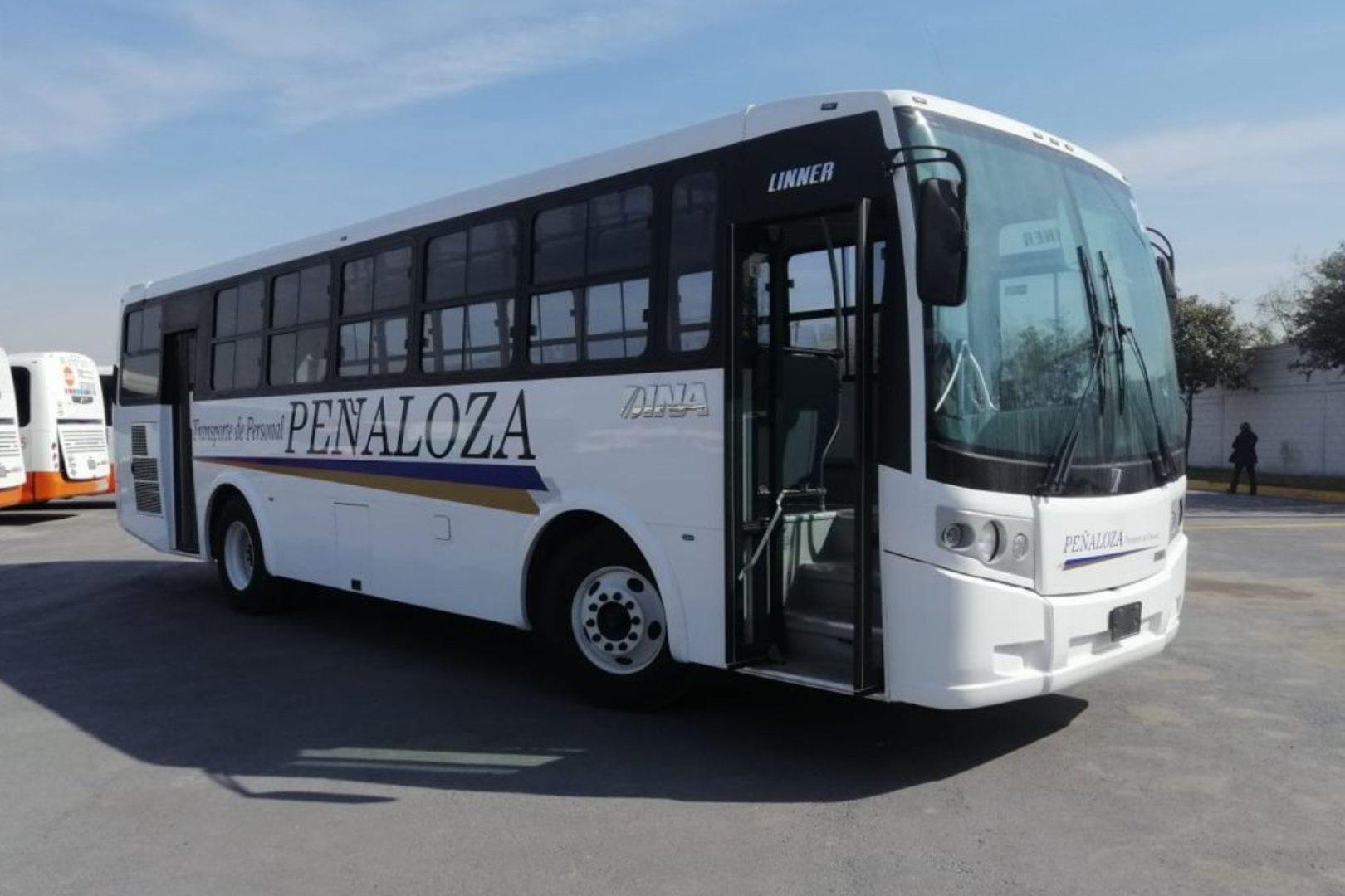Transportes Peñaloza DINA LINNER