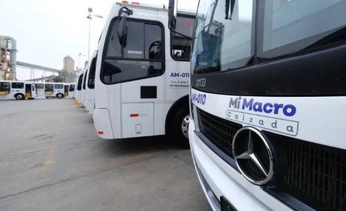 Jalisco Mercedes-Benz Autobuses