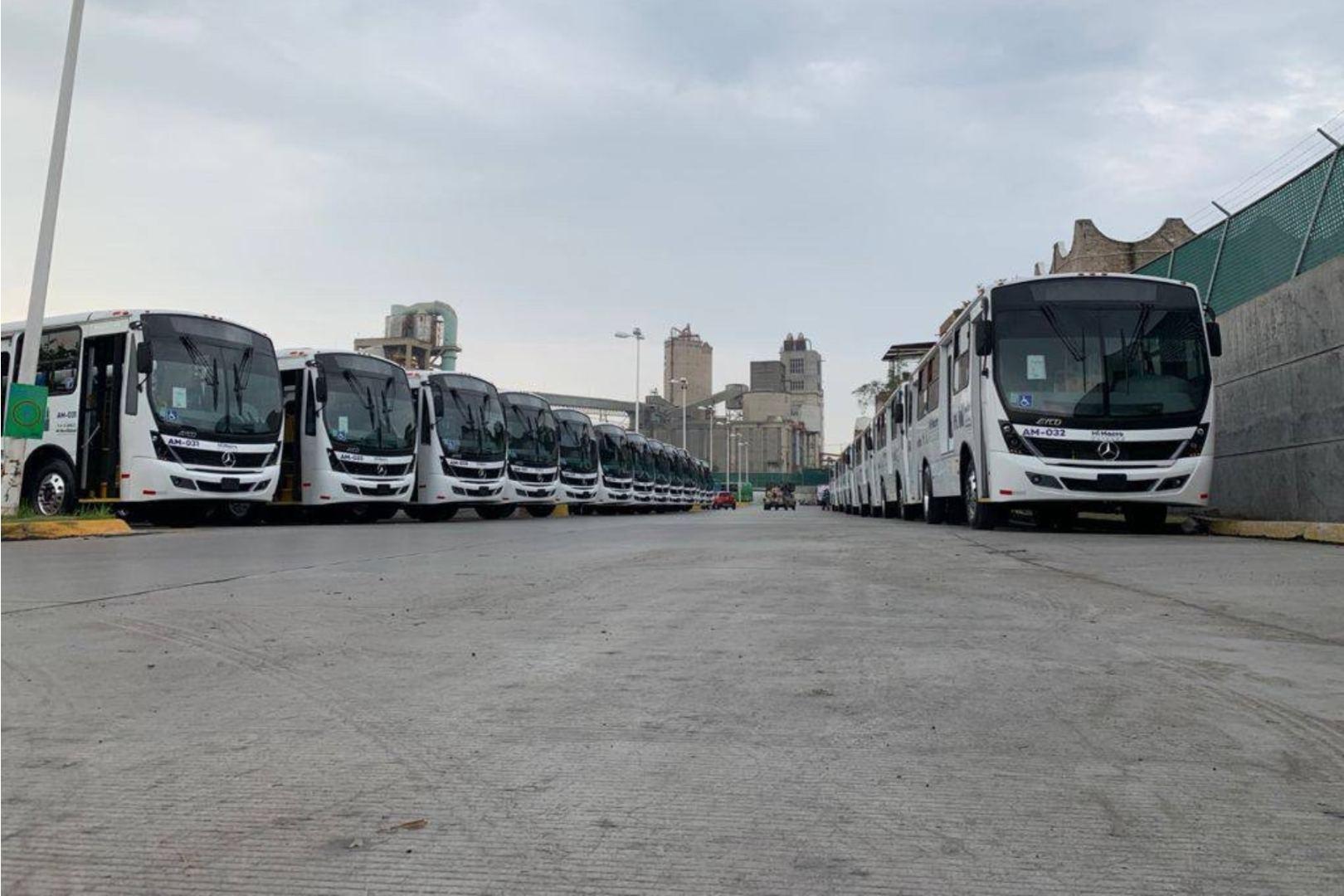Mercedes-Benz Autobuses Jalisco