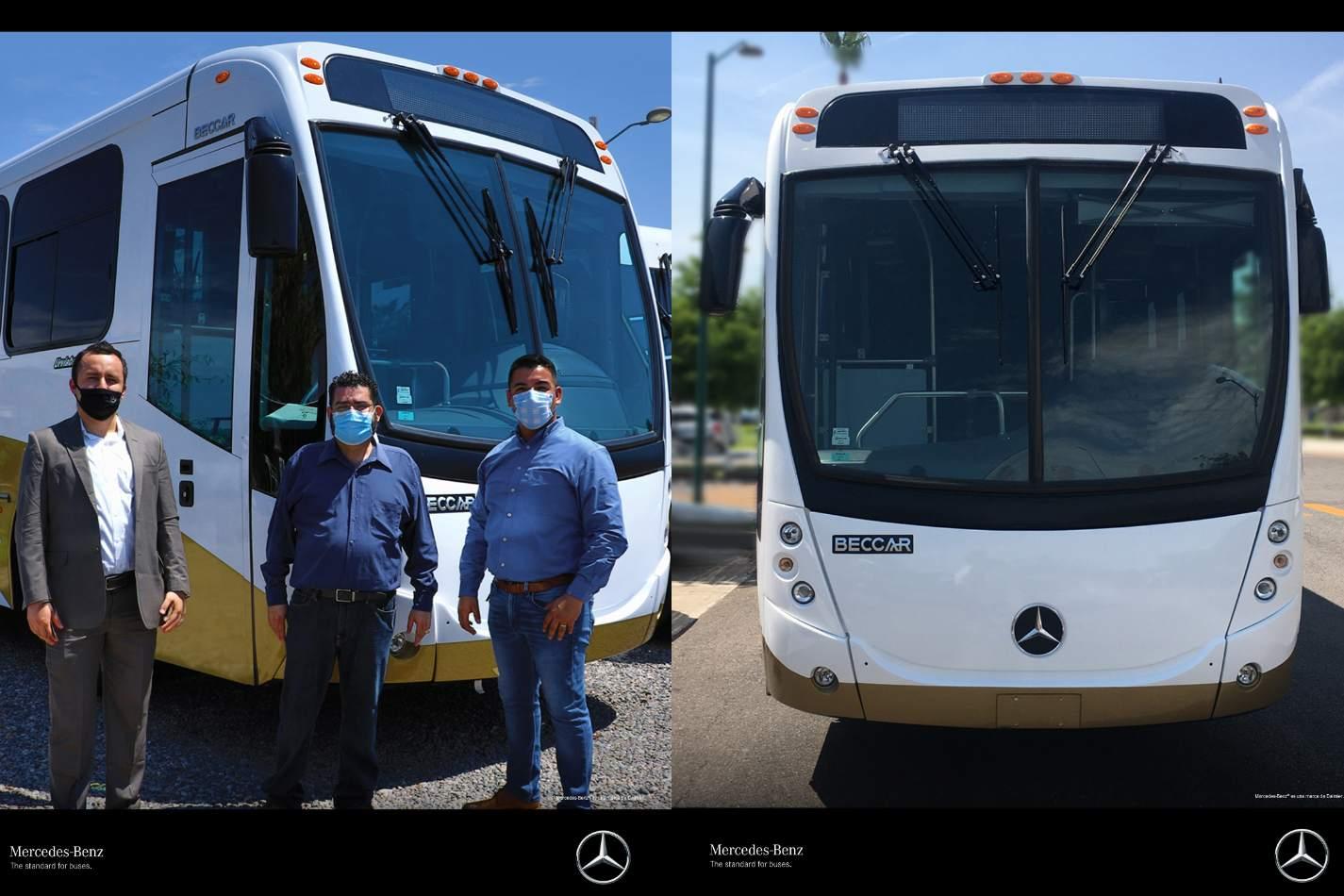 Mercedes-Benz Autobuses Beccar Universidad Sonora