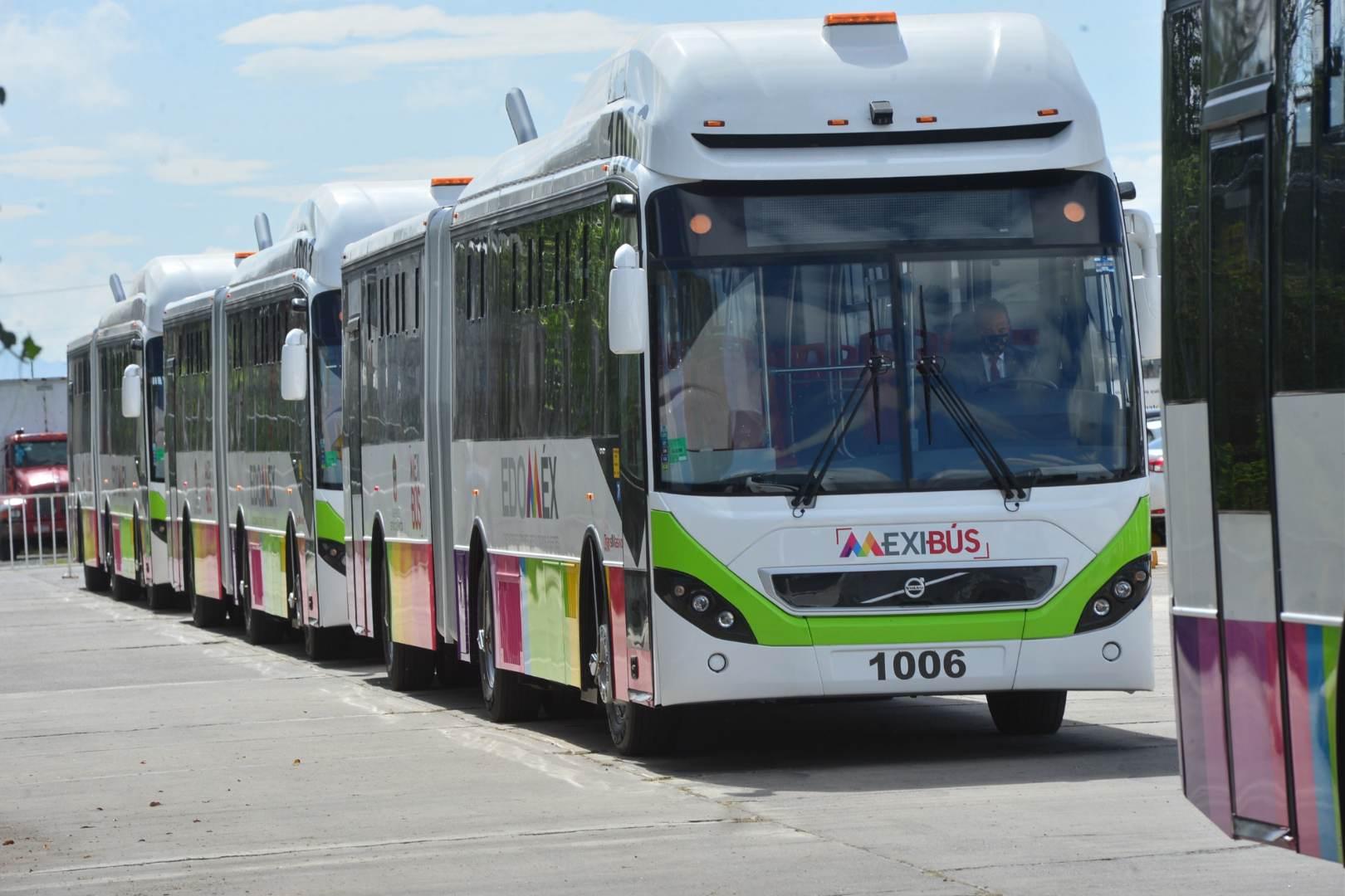 Volvo Buses Mexibús Edomex