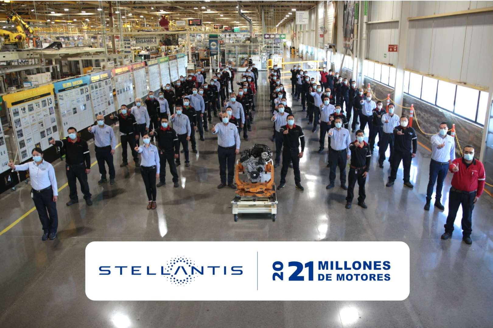 Stellantis México Motores Coahuila