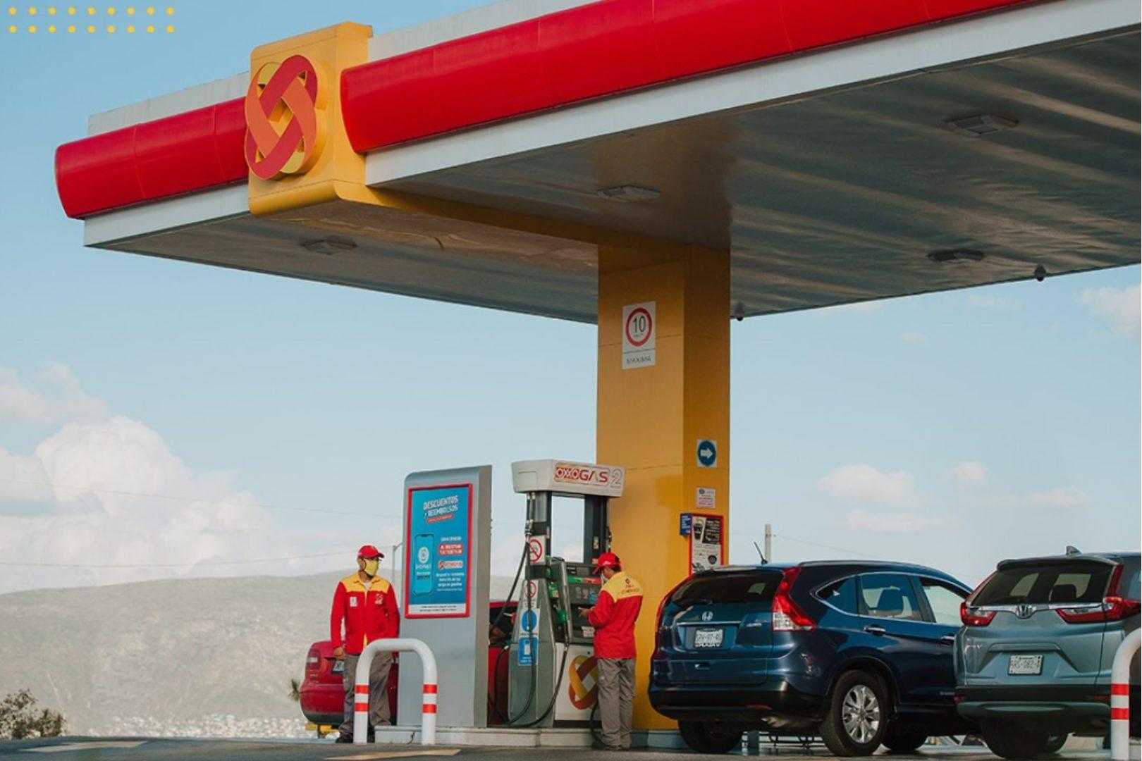 OXXO GAS