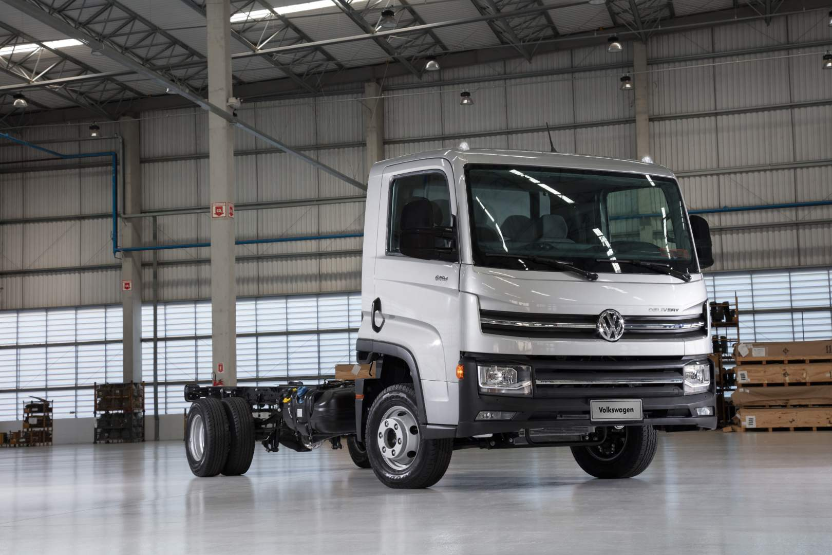 VW Delivery 6.160