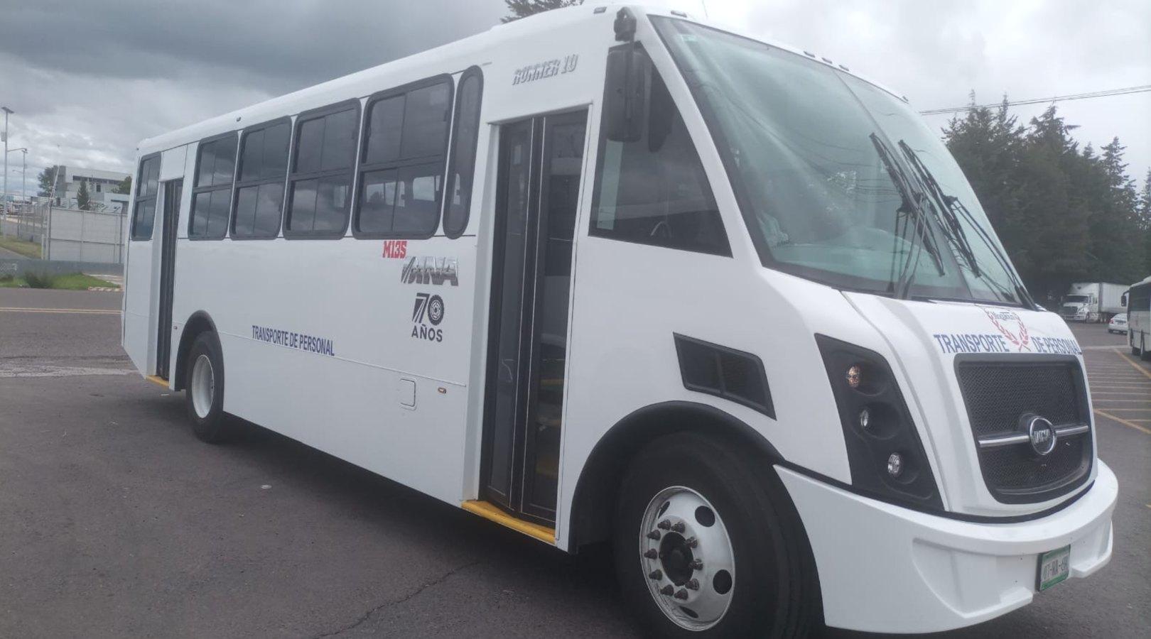 Moga Tour Transportes DINA RUNNER