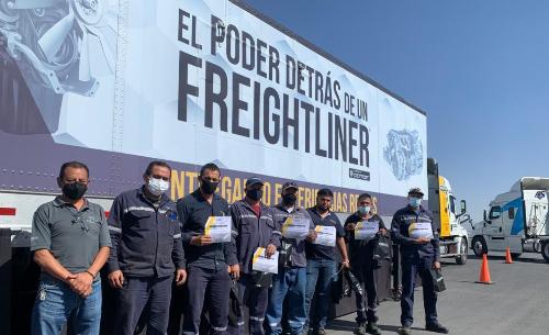 Gira Freightliner