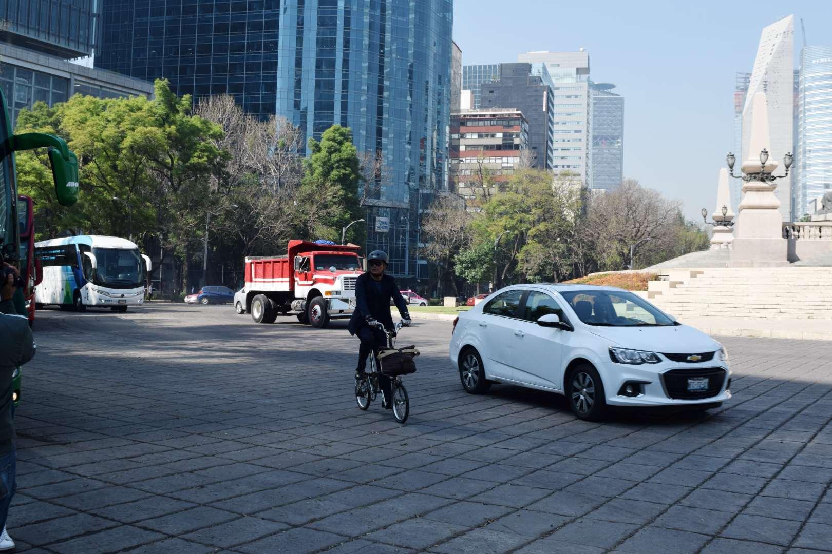 CDMX Tránsito Movilidad