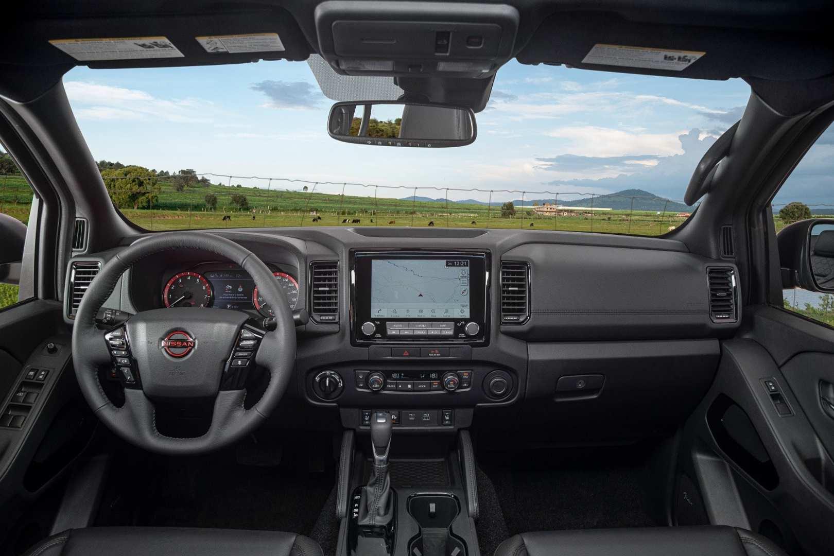 Nissan Frontier V6 PRO-4X
