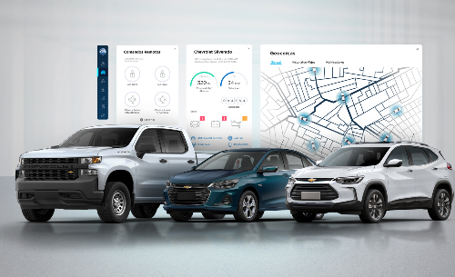 General Motors, OnStar Vehicle Insights (OVI)