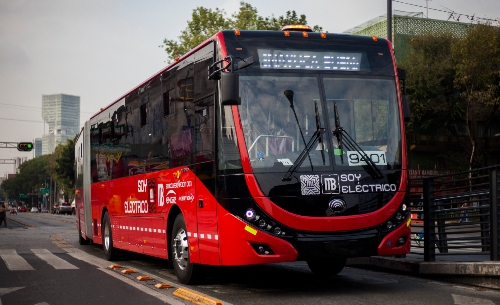 Mobility ADO Autobús Eléctrico