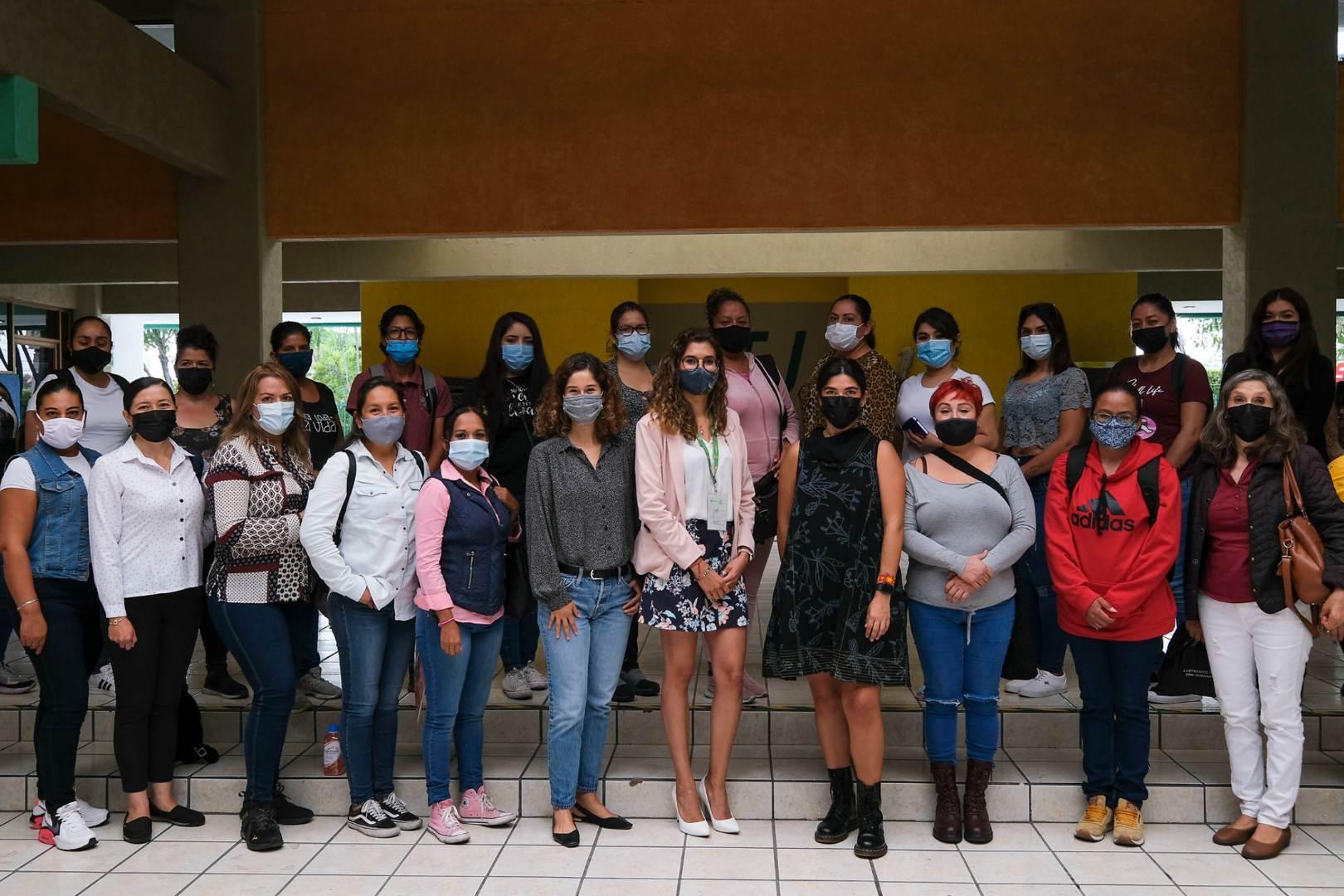 Mujeres Conductoras Jalisco
