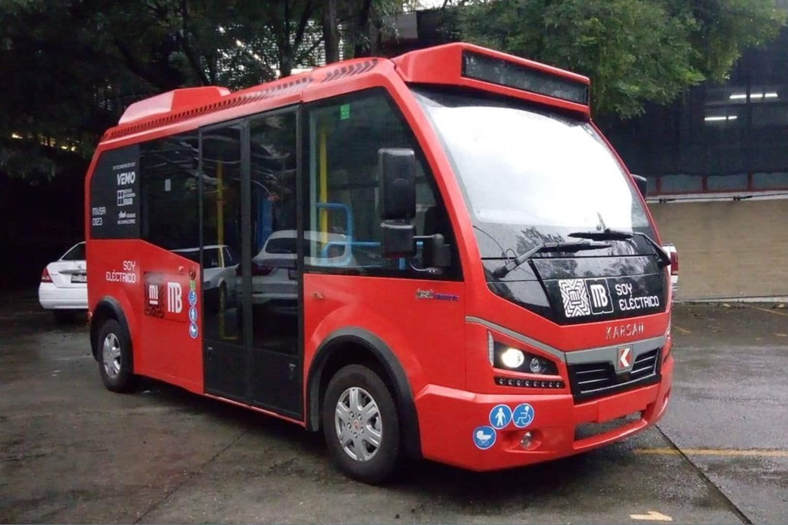 Metrobusito, CDMX
