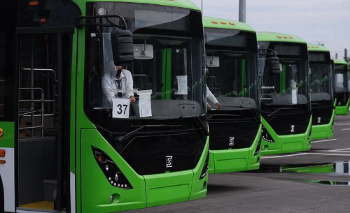 Eléctricos Jalisco Autobuses
