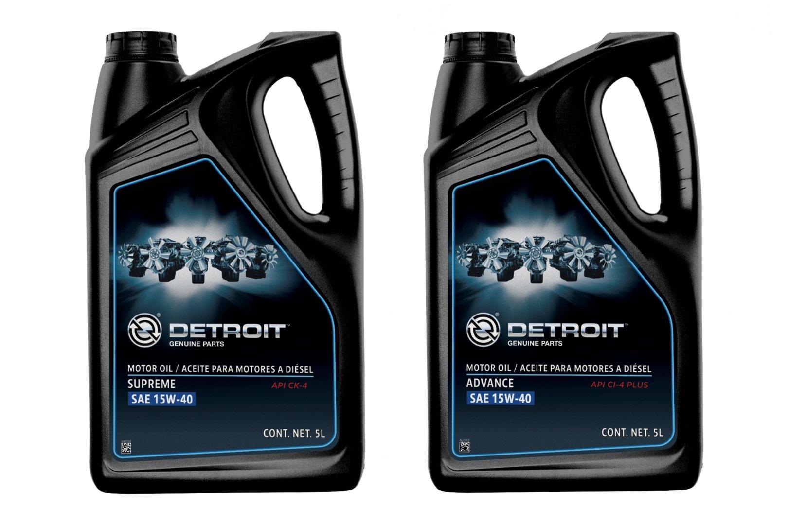ExxonMobil Detroit Diesel Daimler Trucks