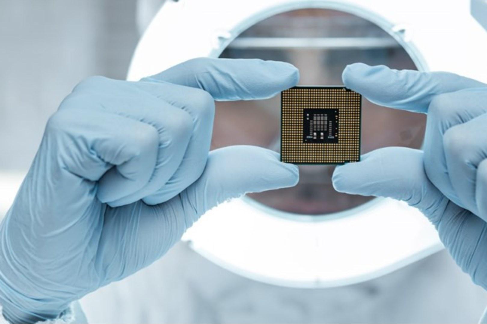 Bain & Company Semiconductores