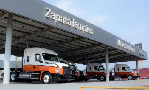 Daimler Zapata