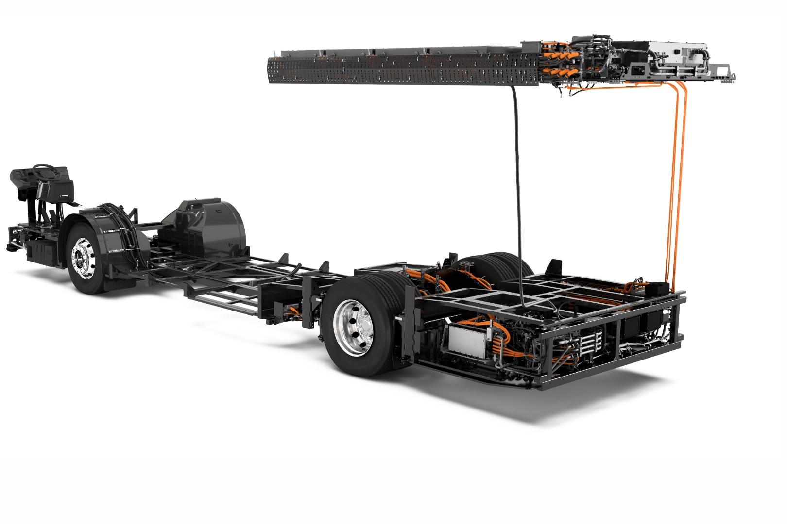 Volvo BZL Eléctrico