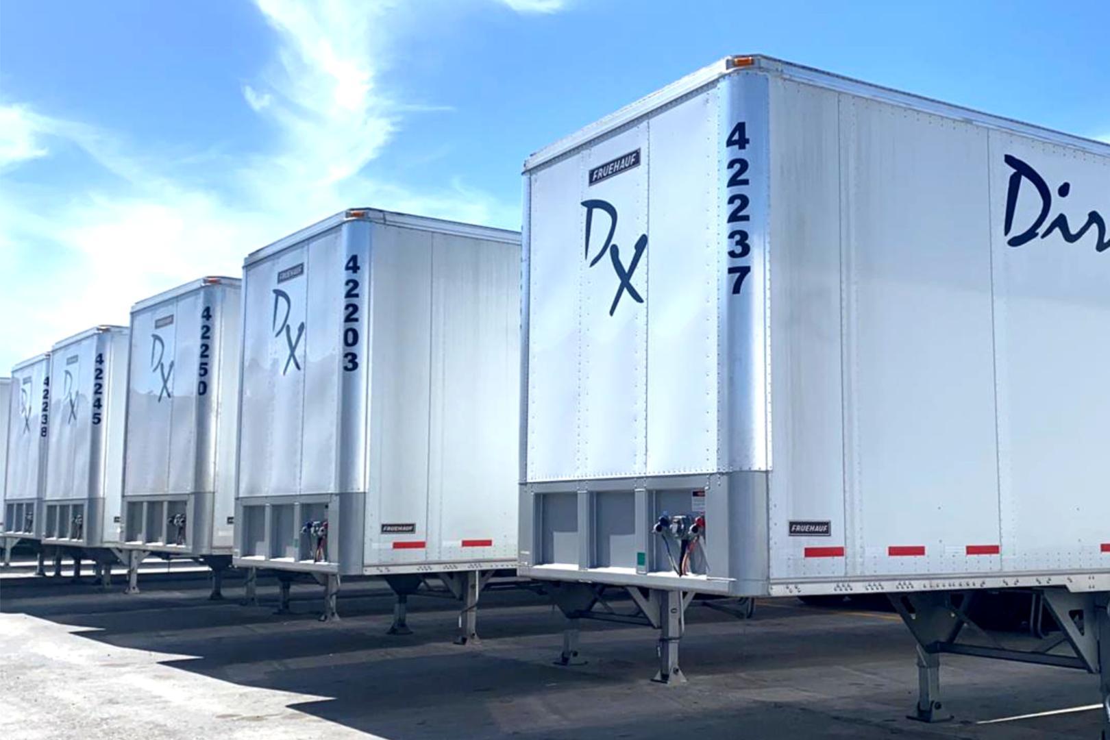 Grupo DX XPRESS, Fruehauf, Lead Logistics