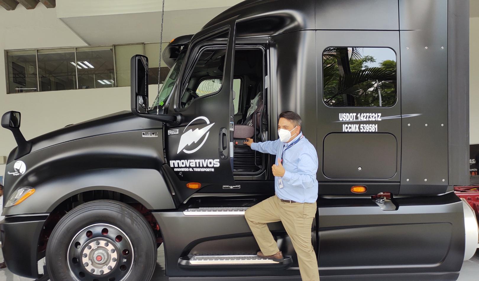 Transportes Innovativos, LT, Navistar, International, CAJASA