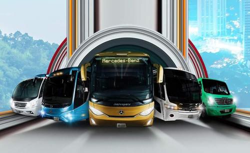 """""""Mantenemos al mundo en movimiento"""": Mercedes-Benz Autobuses"""
