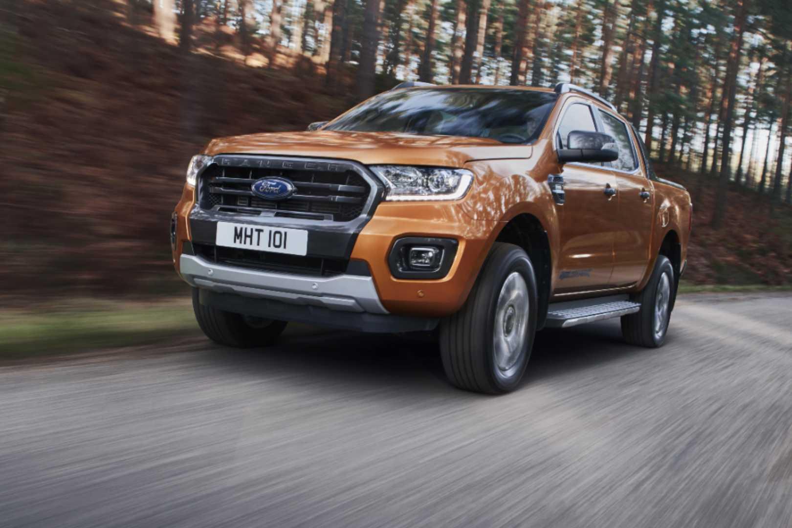Ford Ranger Wildtrak Pick up