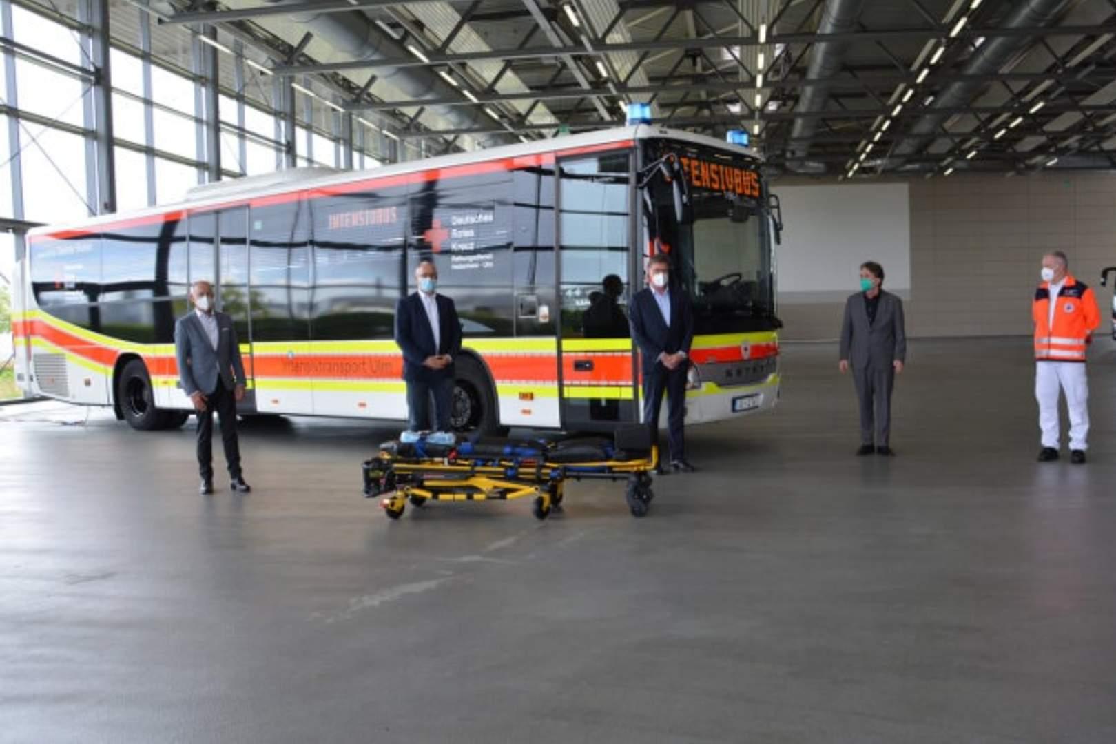 Daimler Buses Mercedes Mundo