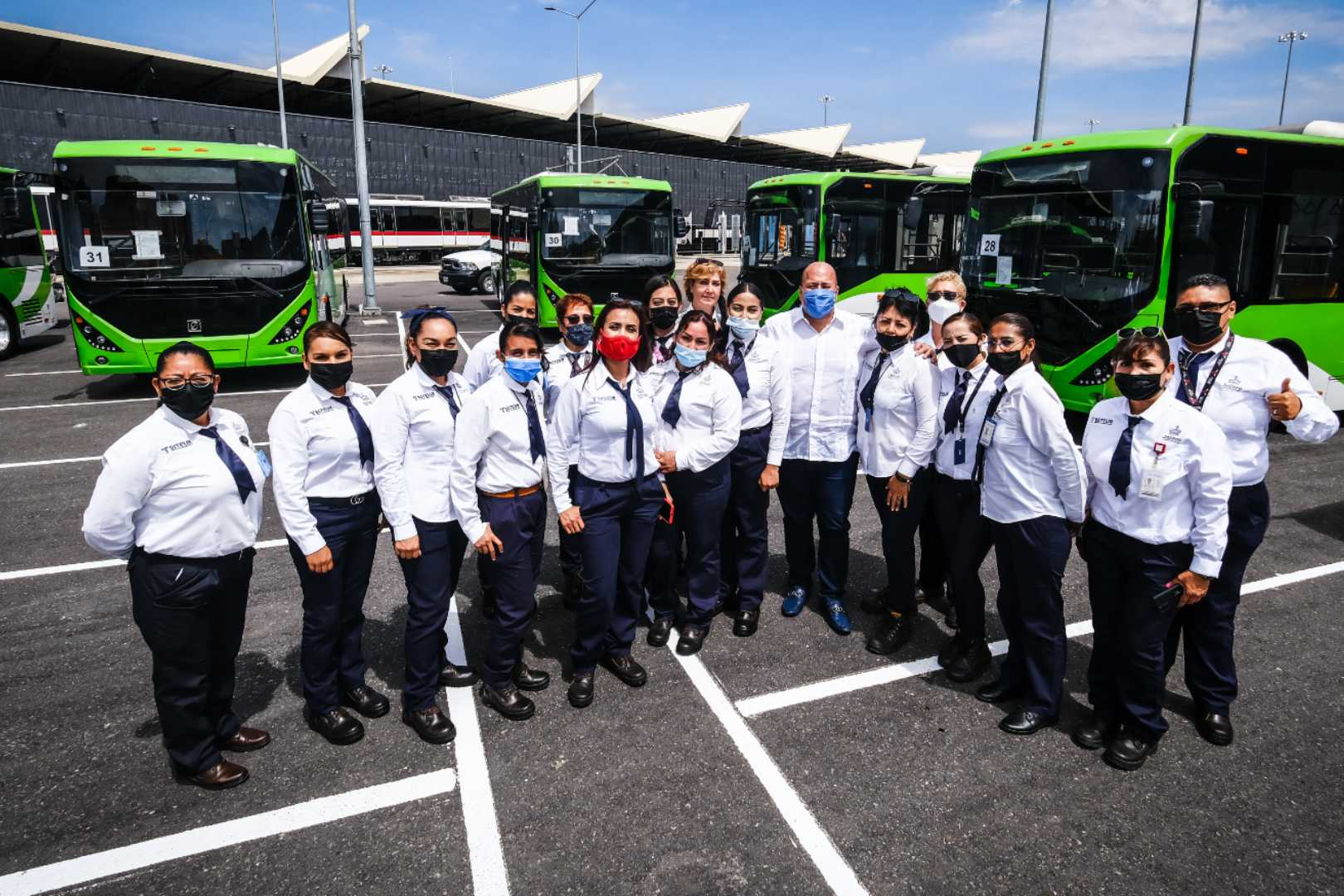 Jalisco Buses Eléctricos