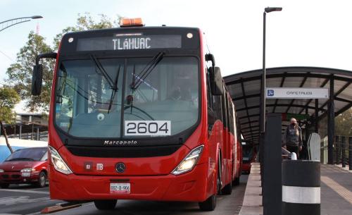 Metrobús CDMX Tlahuac
